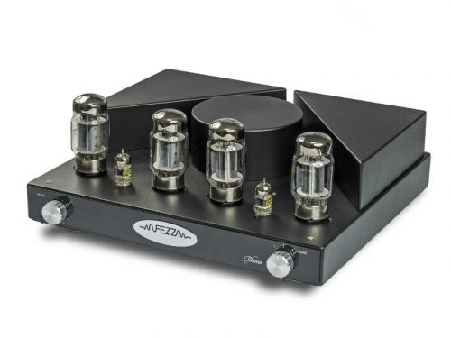 Amplificateur à tubes Fezz Audio Titania