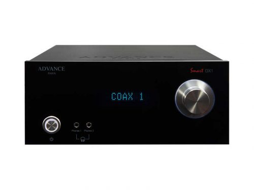 Convertisseur DAC Advance Paris Smart DX1